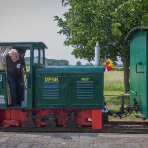 20190615 Besuch Schmalspurbahn Schwichtenberg