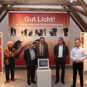 201610 40 Jahre FC - Ausstellungseröffnung