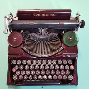 Grit Stange - Schreibmaschine