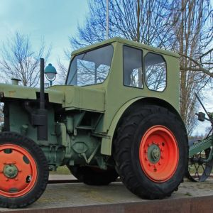 Werner Heidel - Traktor