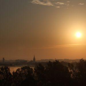 Marko Bennin - Neubrandenburg Sonnenaufgang