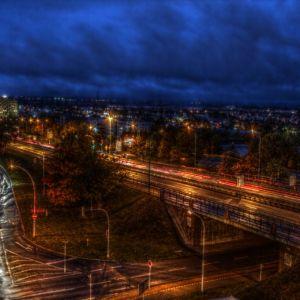 Blick vom Parkdeck HDR - Marko Bennin