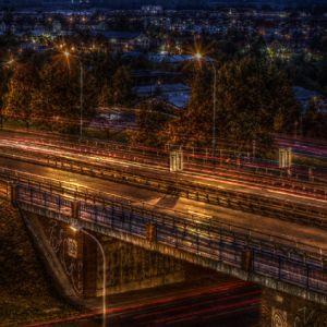 Brücke in HDR - Marko Bennin