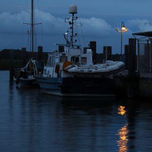 Hafen Altwarp