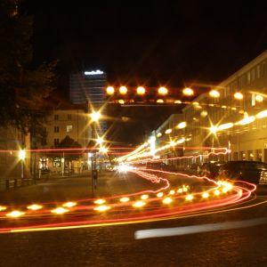 Nachtalarm in Neubrandenburg - Foto: Marko Bennin