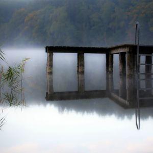 Stille by Sylvia Kroll