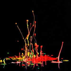 Farbexplosion1 by Sylvia Kroll
