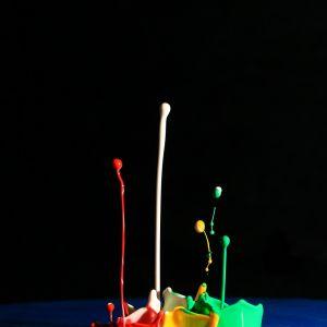 Farbexplosion2 by Sylvia Kroll