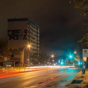 Oststadt Abend