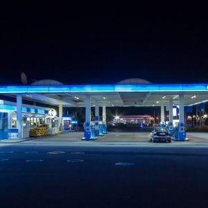 Uwe Quicker Tankstelle