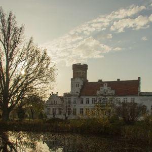 Schloß Wrodow