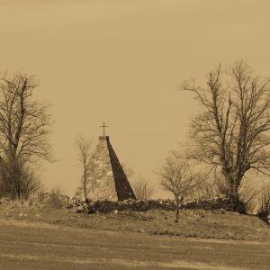 Grabmal bei Lübkow